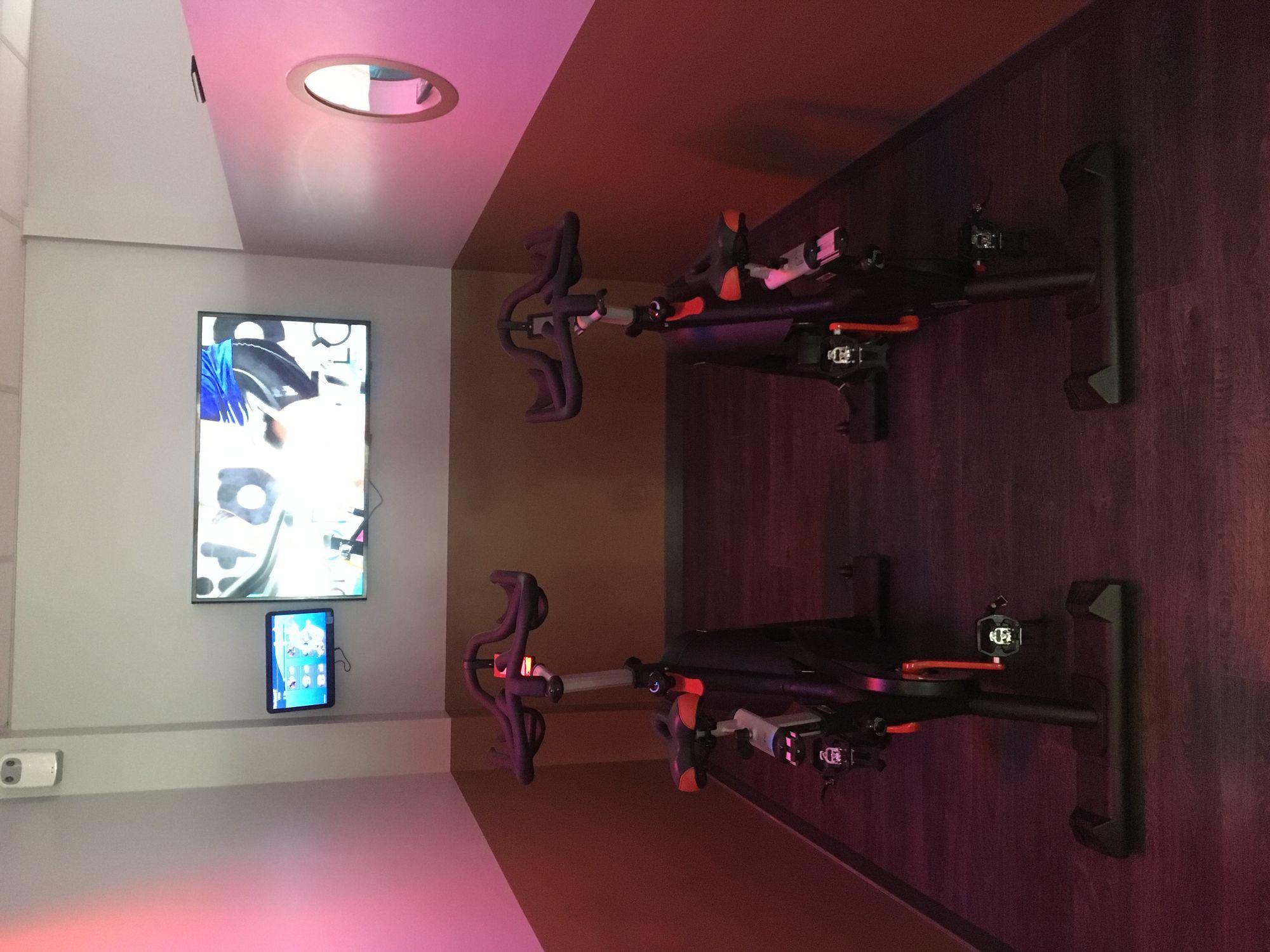 Salle de sport Vita liberté Propriano la salle RPM