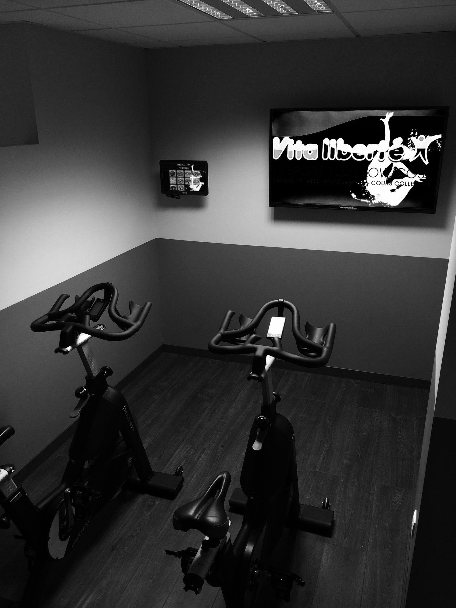 Vita liberté, salle de sport Pamiers bike
