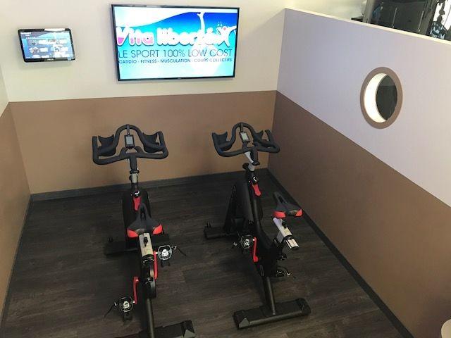 Salle de sport Vita liberté l'arbresle bike