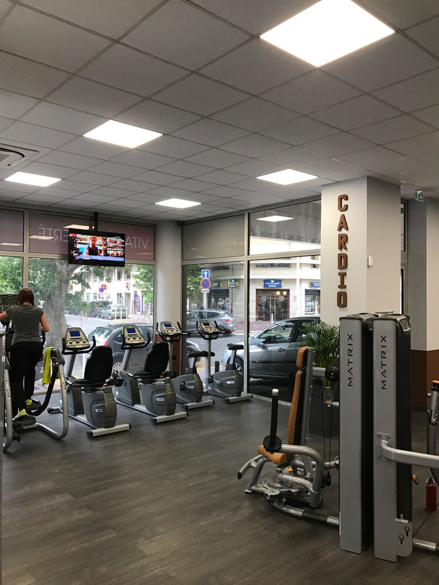 Salle de sport Vita liberté Toulon centre cardio