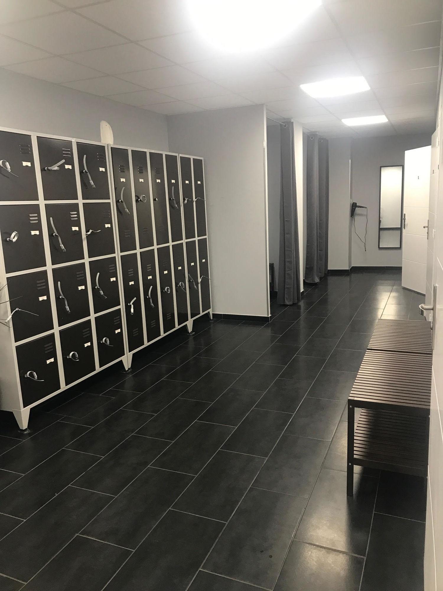 Salle de sport Vita liberté Toulon centre casiers
