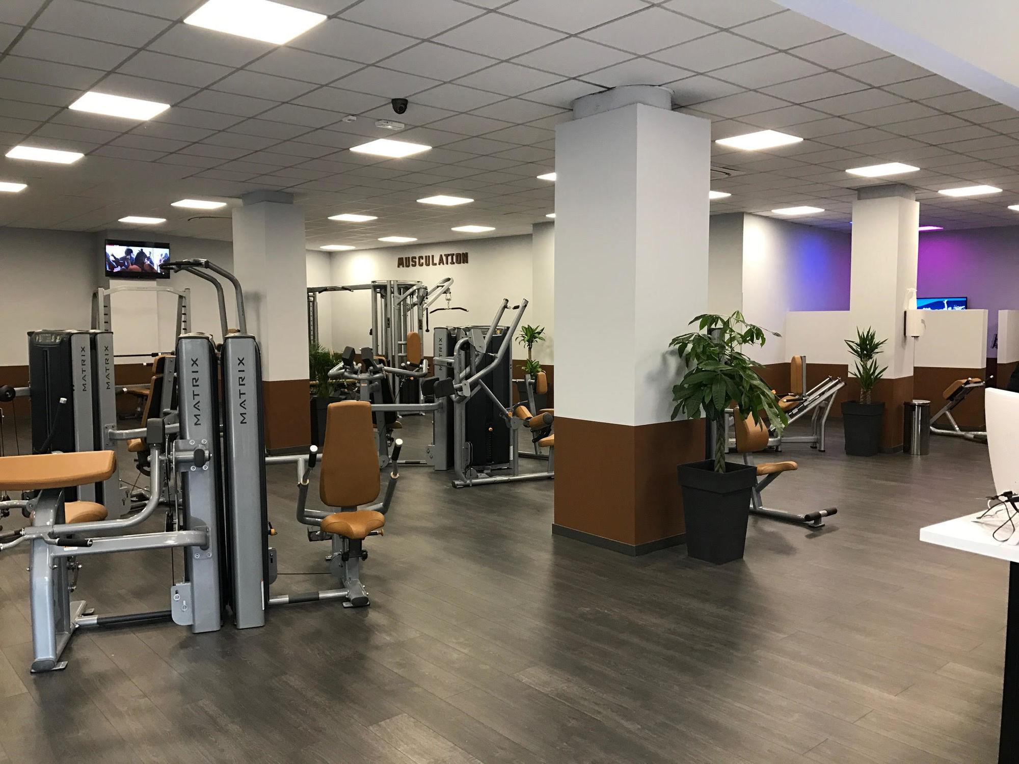 Salle de sport Vita liberté Toulon centre musculation