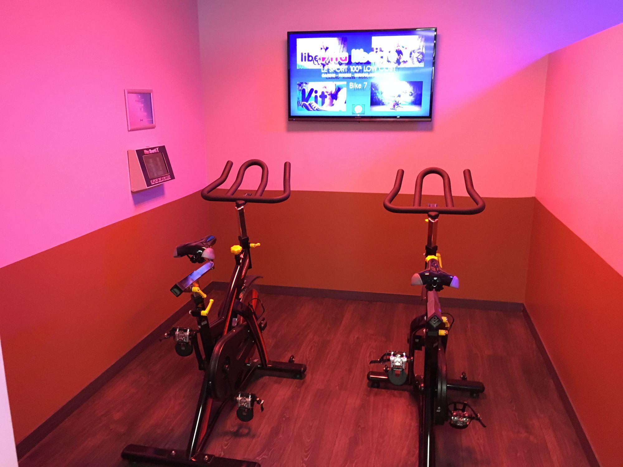 Salle de sport VIta liberté Fos sur mer bike