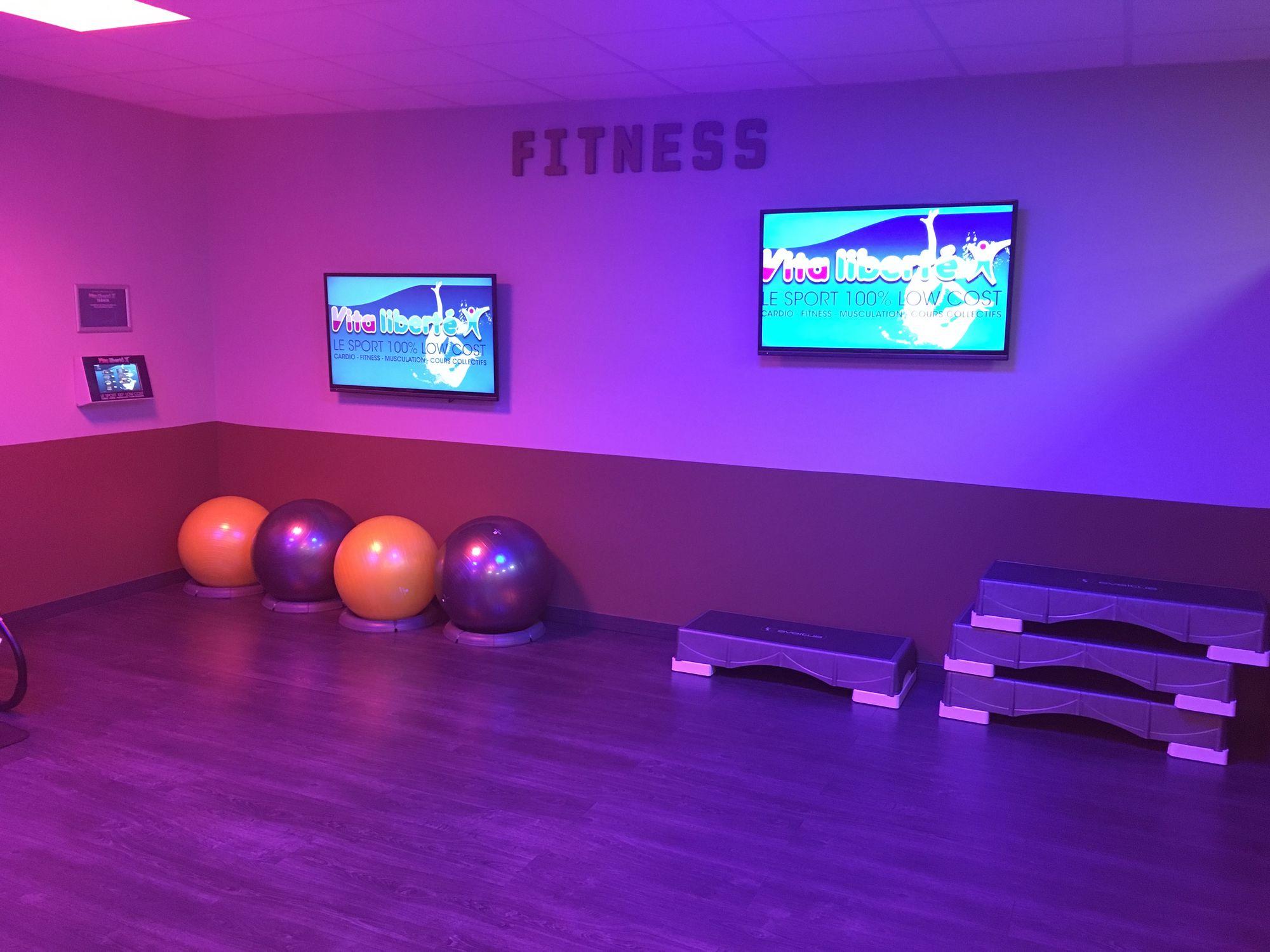Salle de sport VIta liberté Fos sur mer fitness