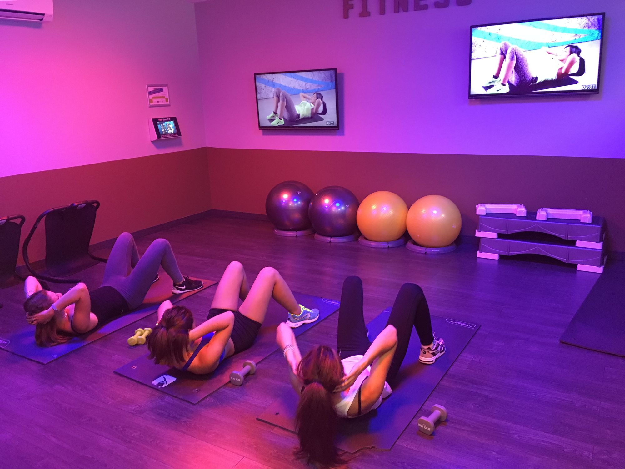 Salle de sport VIta liberté Fos sur mer Espace fitness