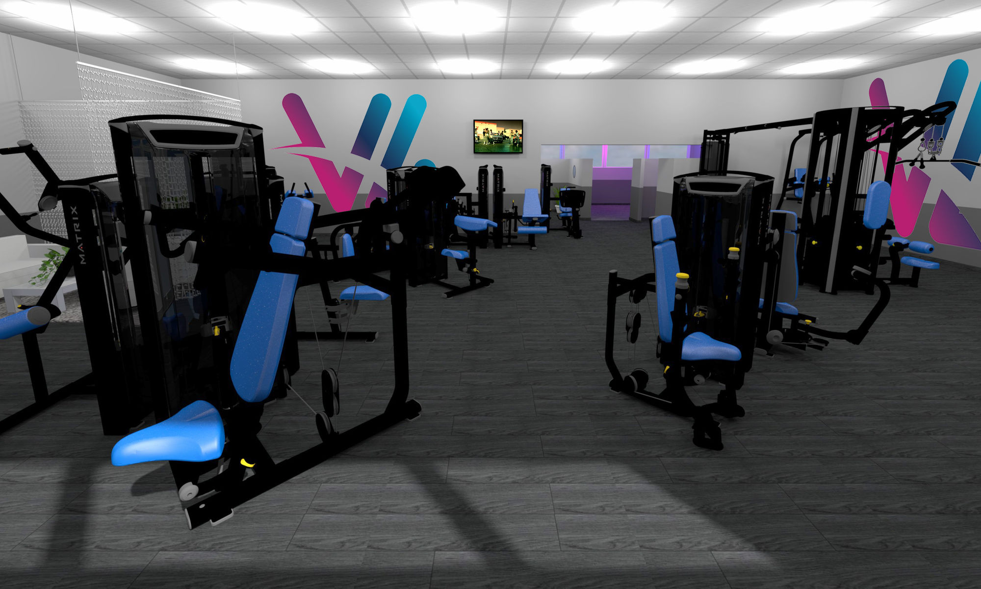 Salle de sport Vita liberté la Fare-les-Oliviers