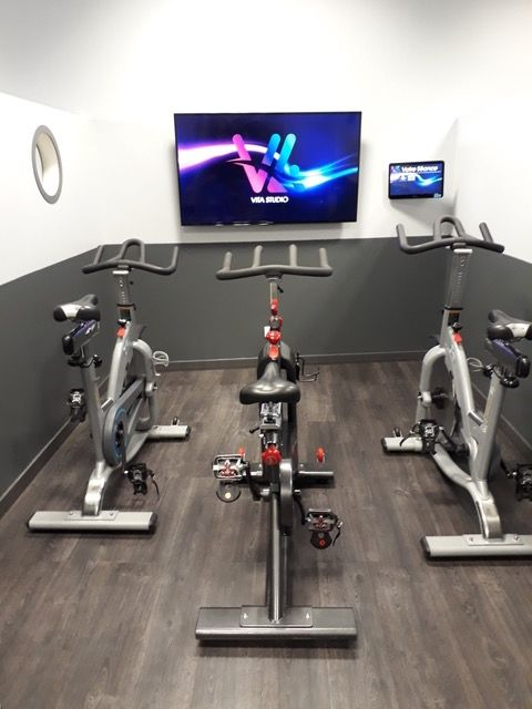 Salle de sport Vita liberté nice libération bike