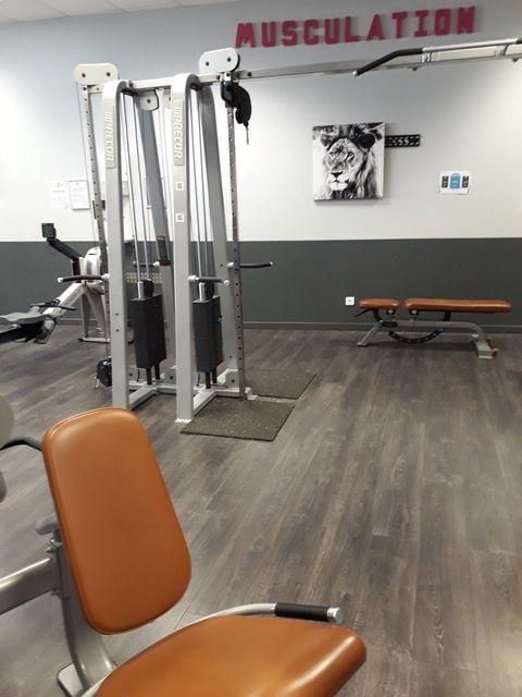 Salle de sport Vita liberté nice libération muscu