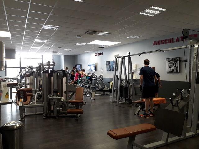 Salle de sport Vita liberté nice libération musculation
