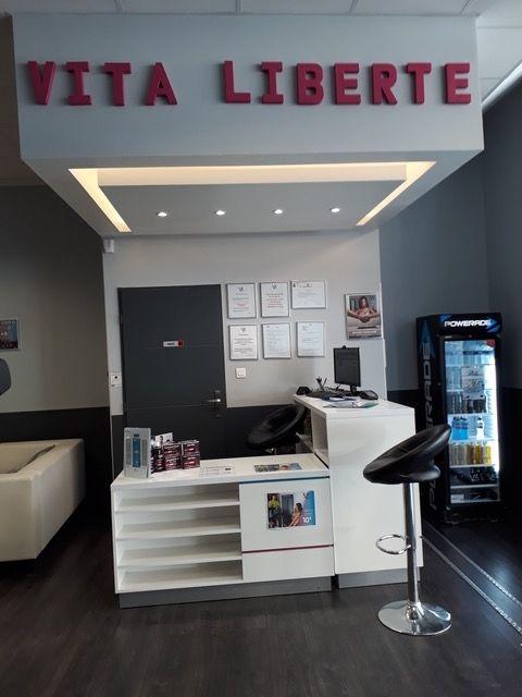 Salle de sport Vita liberté nice libération accueil