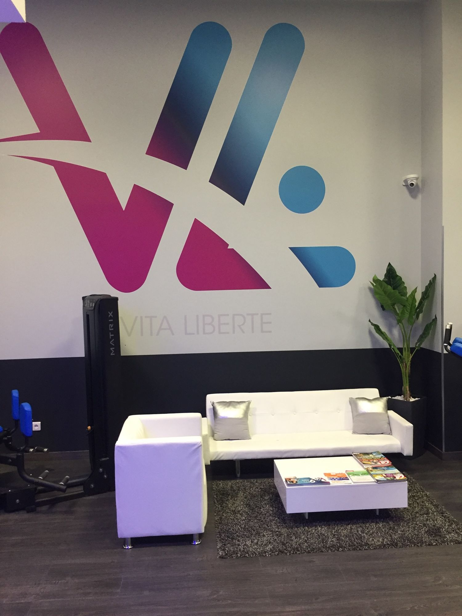 Vita liberté Toulouse Borderouge salon