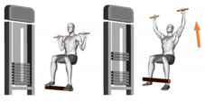 deltoid-press-exercices