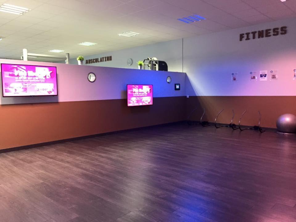 Vita Liberté Gevrey Chambertin, espace fitness.