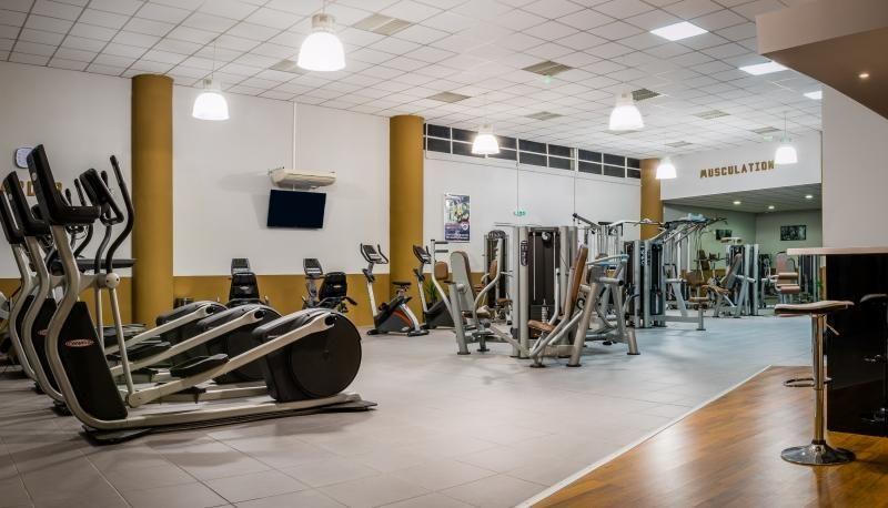 Vita Liberté Pau - Lons, salle de sport.