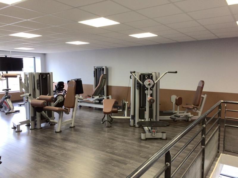 espace musculation salle de sport Vita liberté