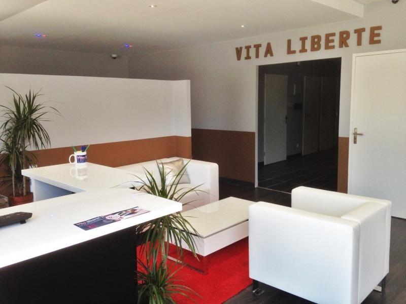 Espace détente salle de sport Vita liberté Aix Ouest