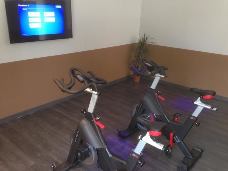 Espace Bike salle de sport Vita liberté Aix Ouest