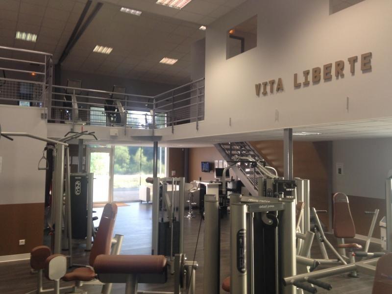 Vita Liberté Bruges , salle de sport.
