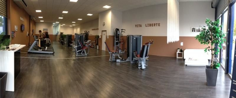 Vita Liberté La Teste de Buch, la salle de sport.