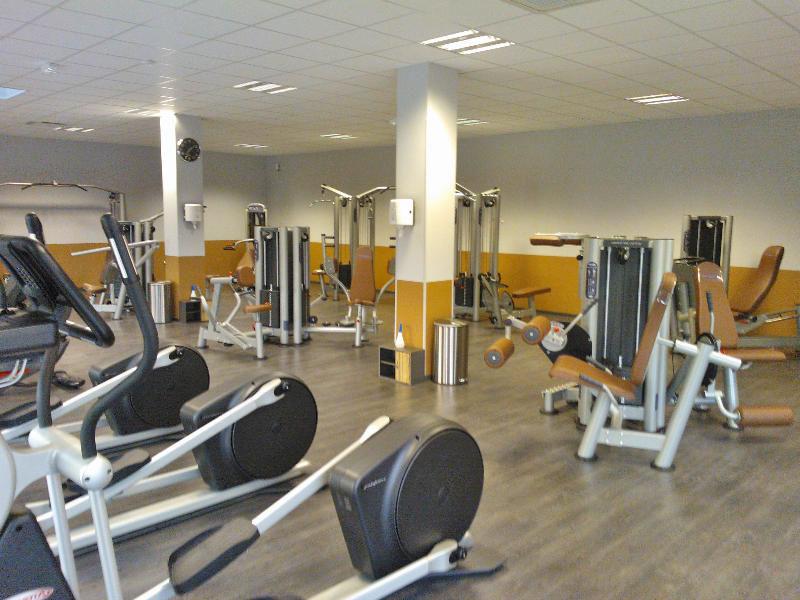 Vita Liberté Carpentras, espace fitness.