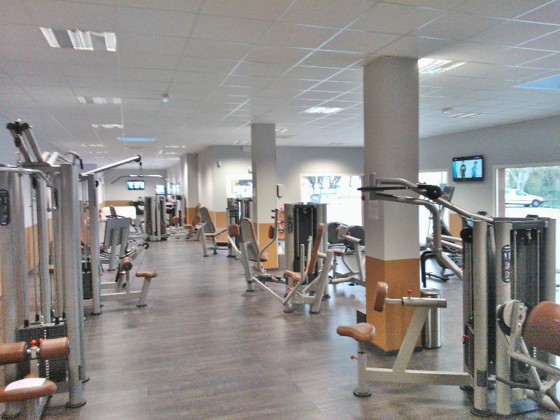 Vita Liberté Carpentras, salle de sport.