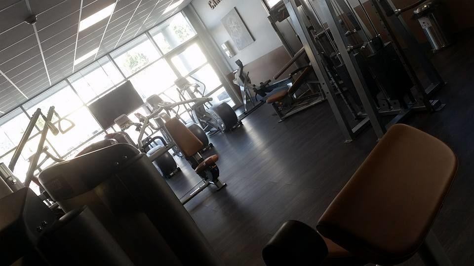 Espace musculation salle de sport Vita liberté Biguglia