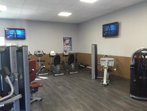 Vita Liberté Châteaurenard, salle de sport.
