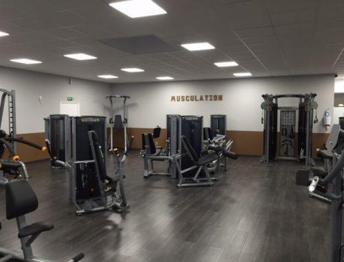 Vita Liberté Miramas, salle de sport.