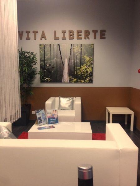 Vita Liberté Montélimar, espace détente.