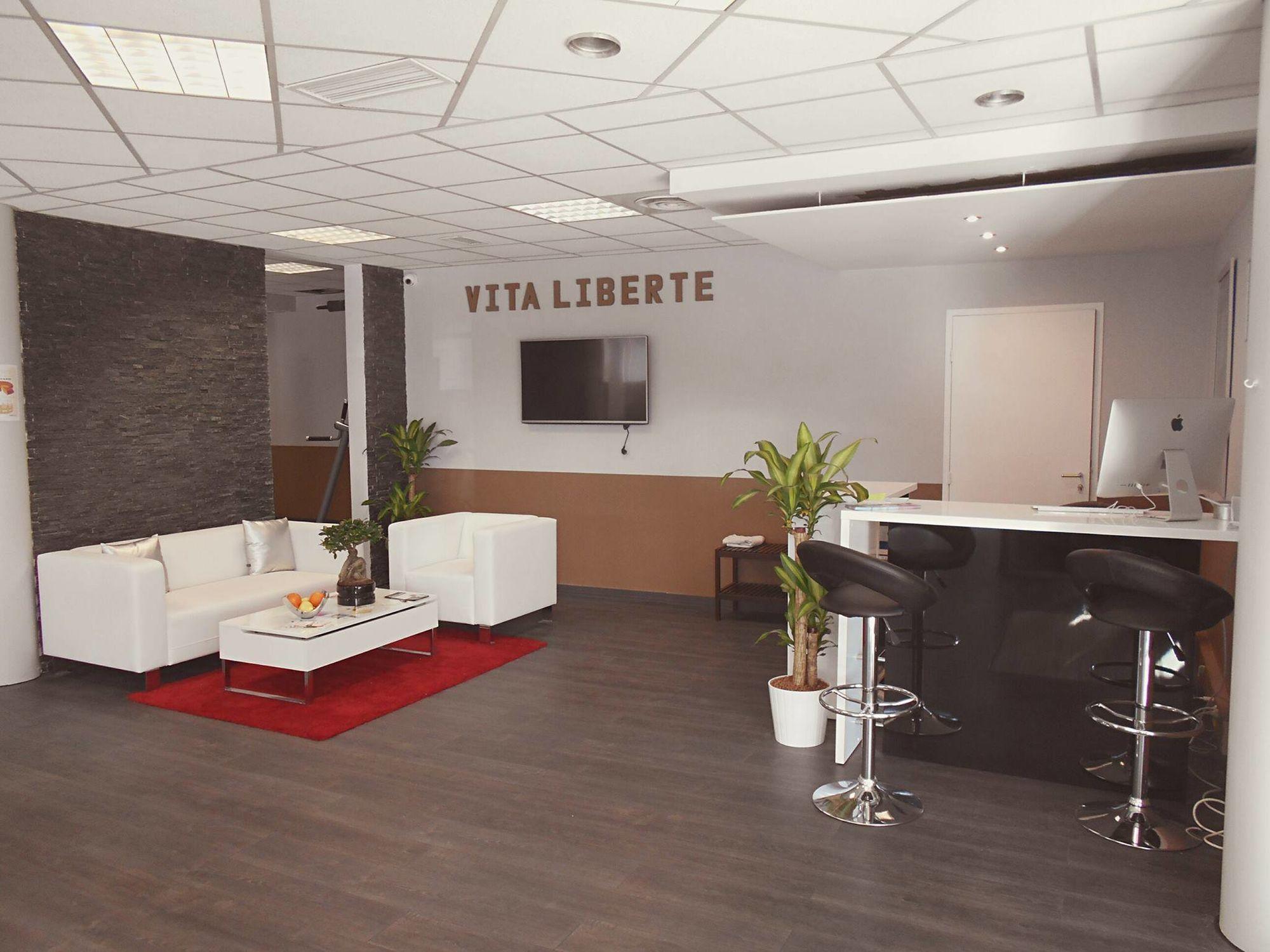 Vita Liberté Toulouse Purpan, espace détente.