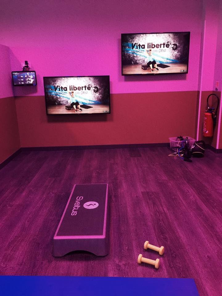 salle de sport blaye fitness