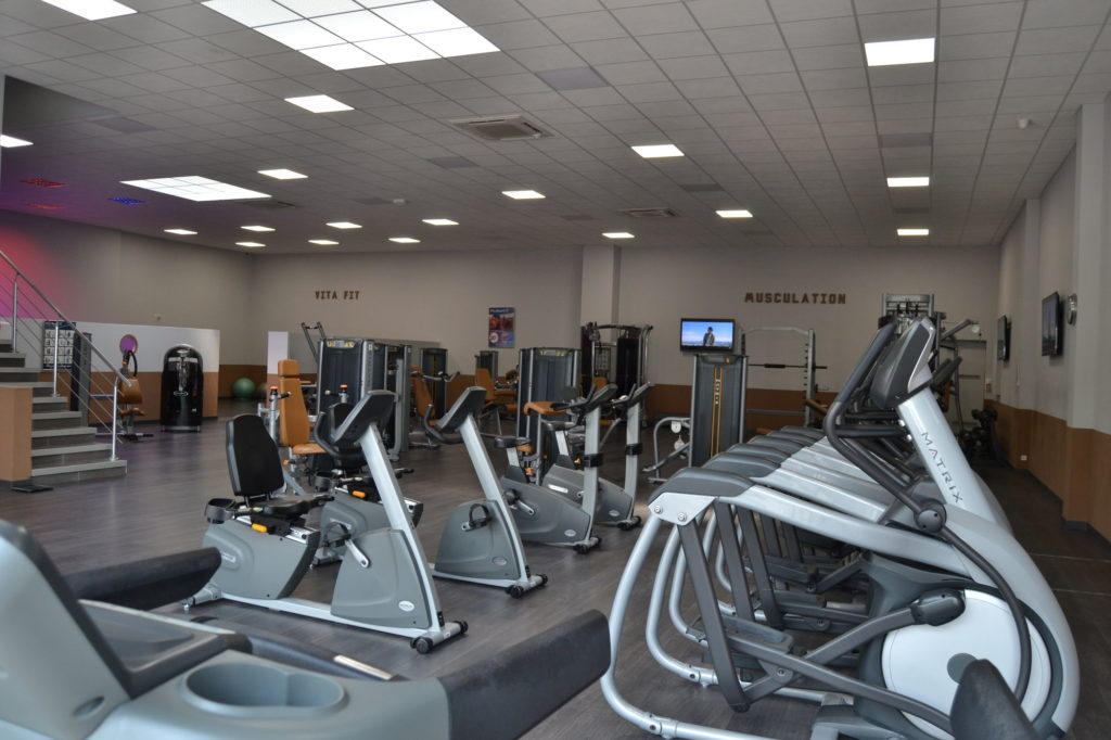 Salle de sport Vita liberté Villecresnes