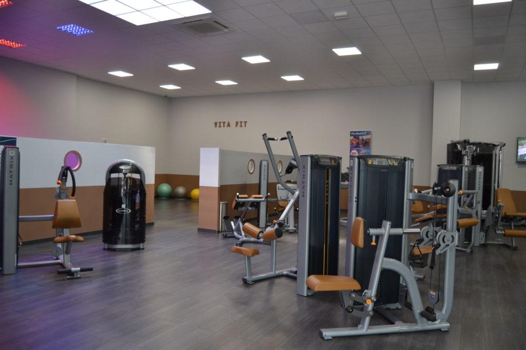 Musculation salle de sport Villescresnes