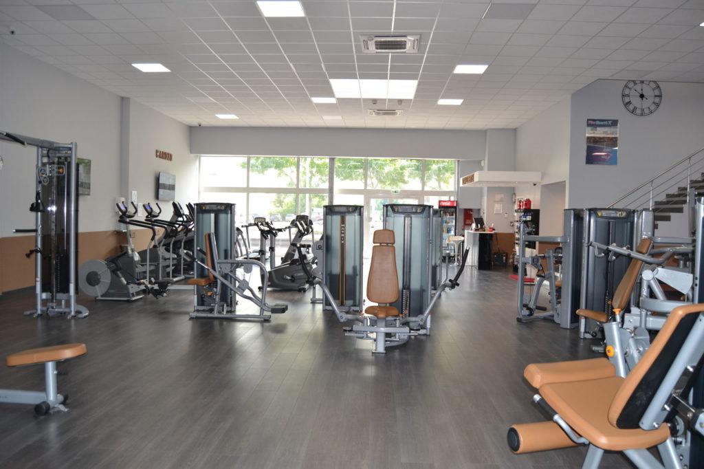 Salle de sport Vita liberté Villescresnes Musculation