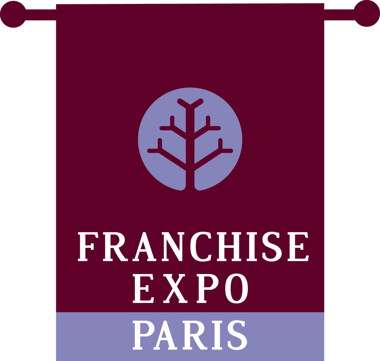 Logo salon de la franchise 2017
