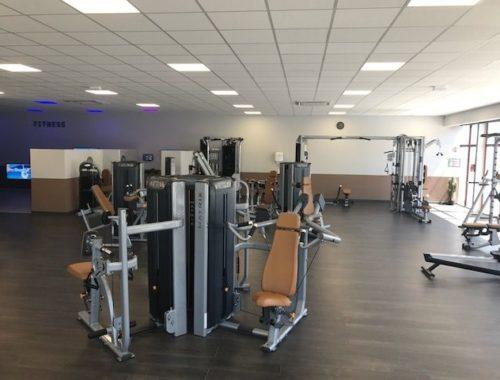Salle de sport Vita liberté l'Arbresle muscu
