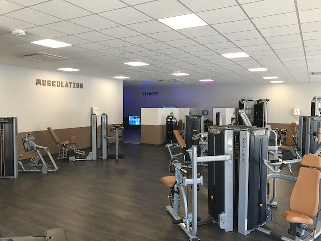 Salle de sport Vita liberté l'Arbresle Musculation