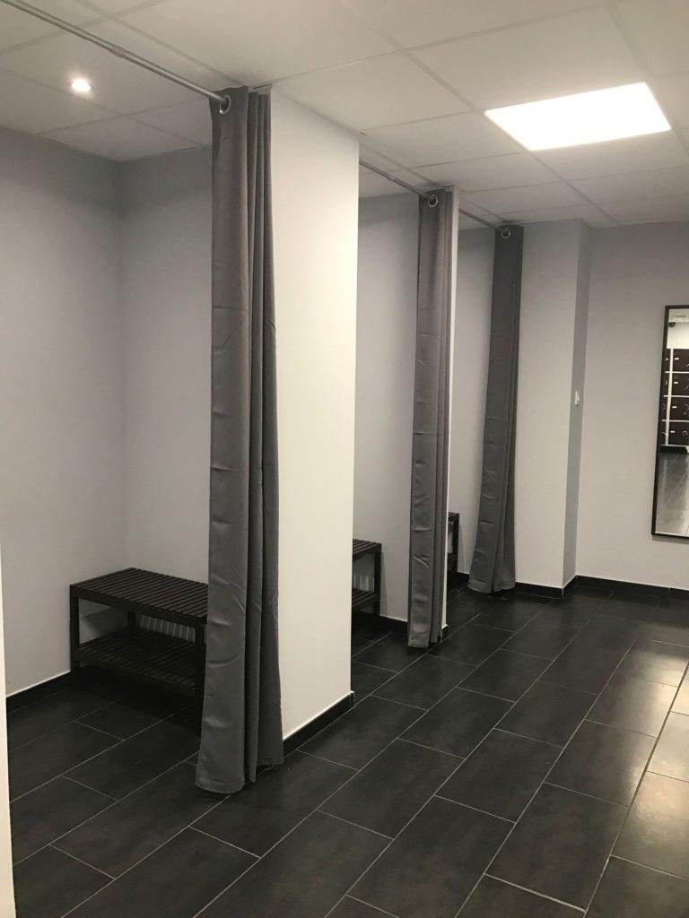 salle de sport toulon centre vestiaire