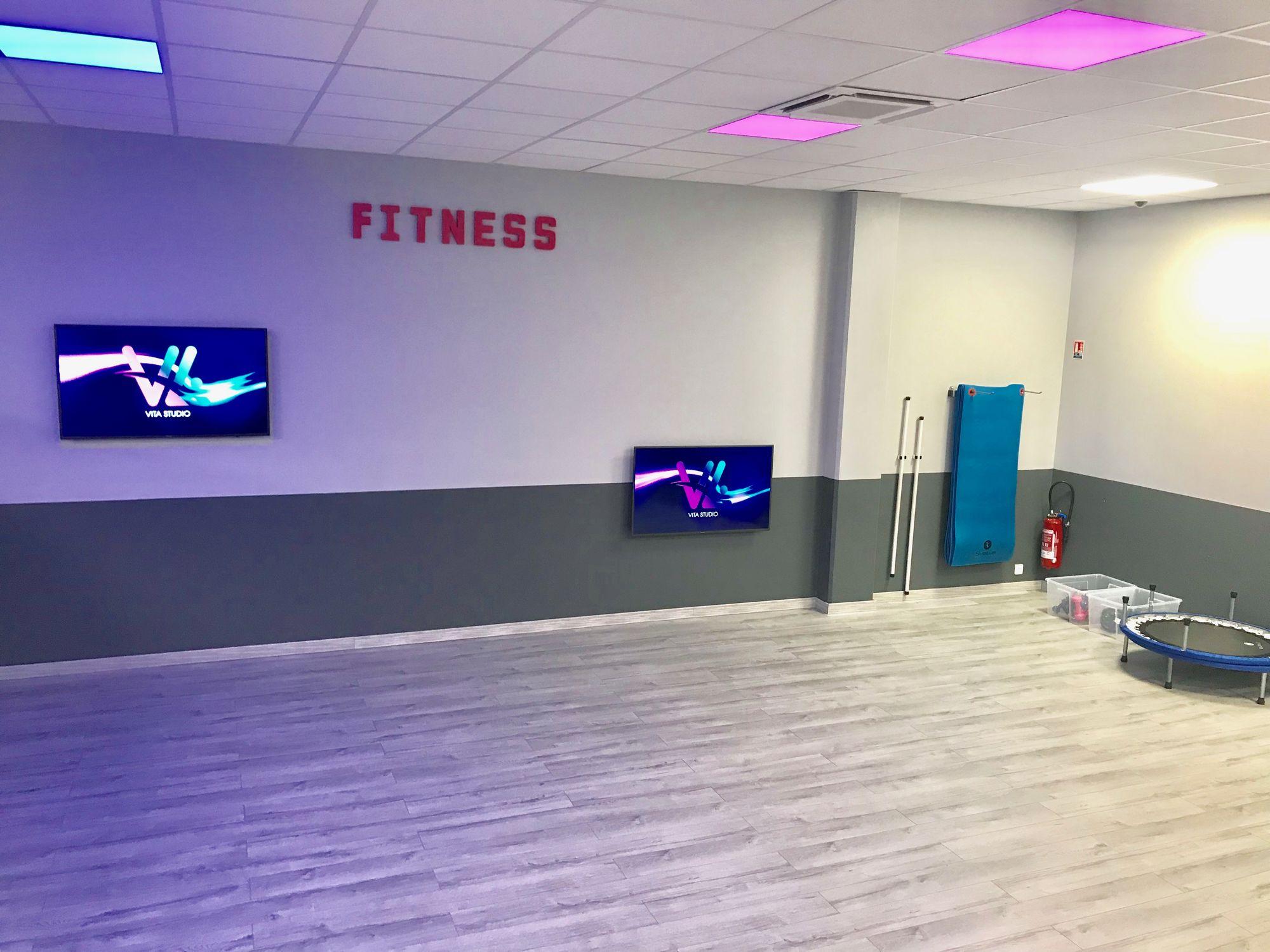 Salle de sport Vita liberté Martigues Fitness