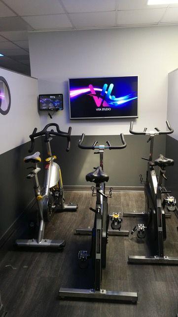 Salle de sport vita liberté la ciotat bike