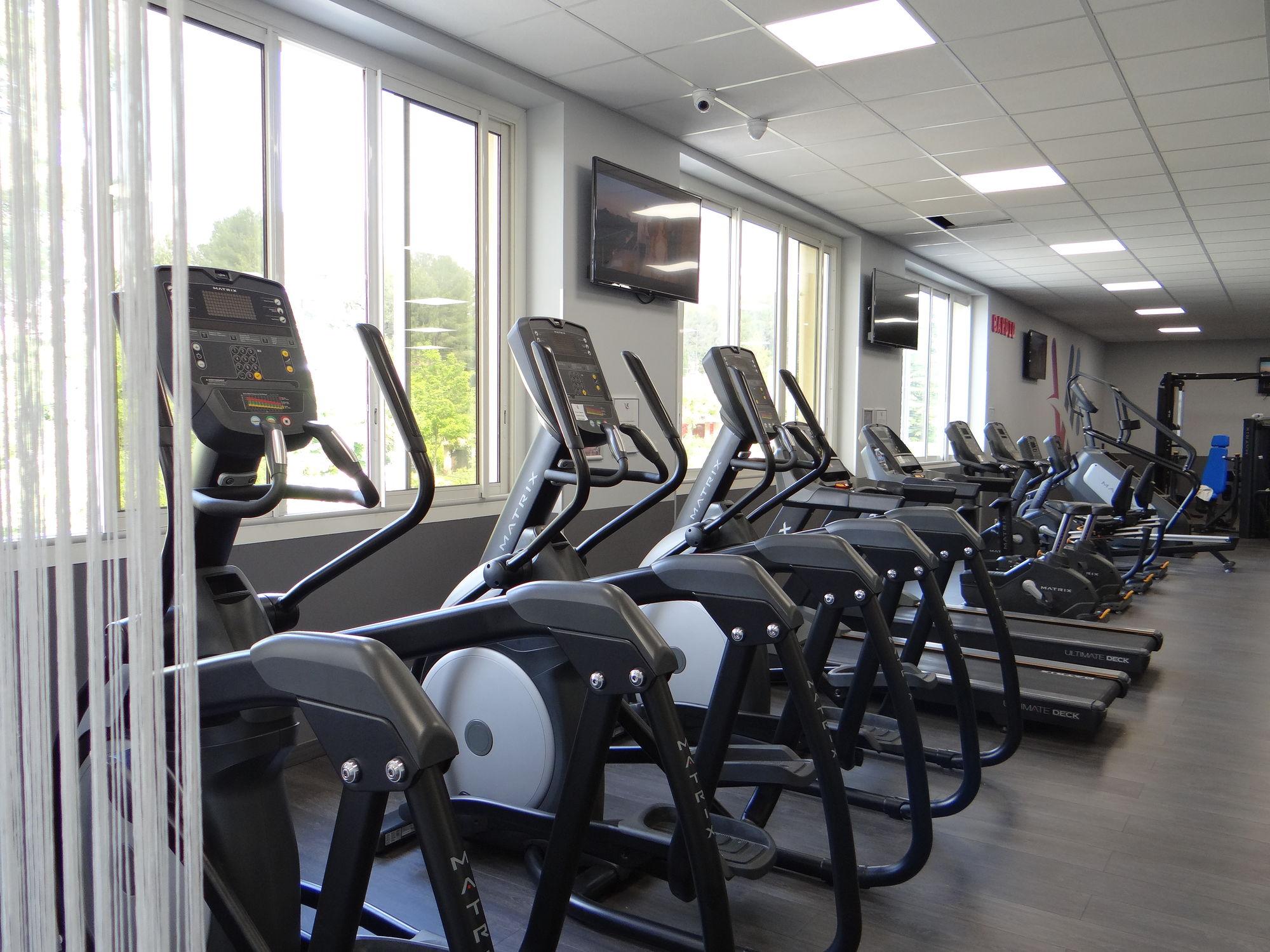 Salle de sport VIta liberté la Destrousse cardio
