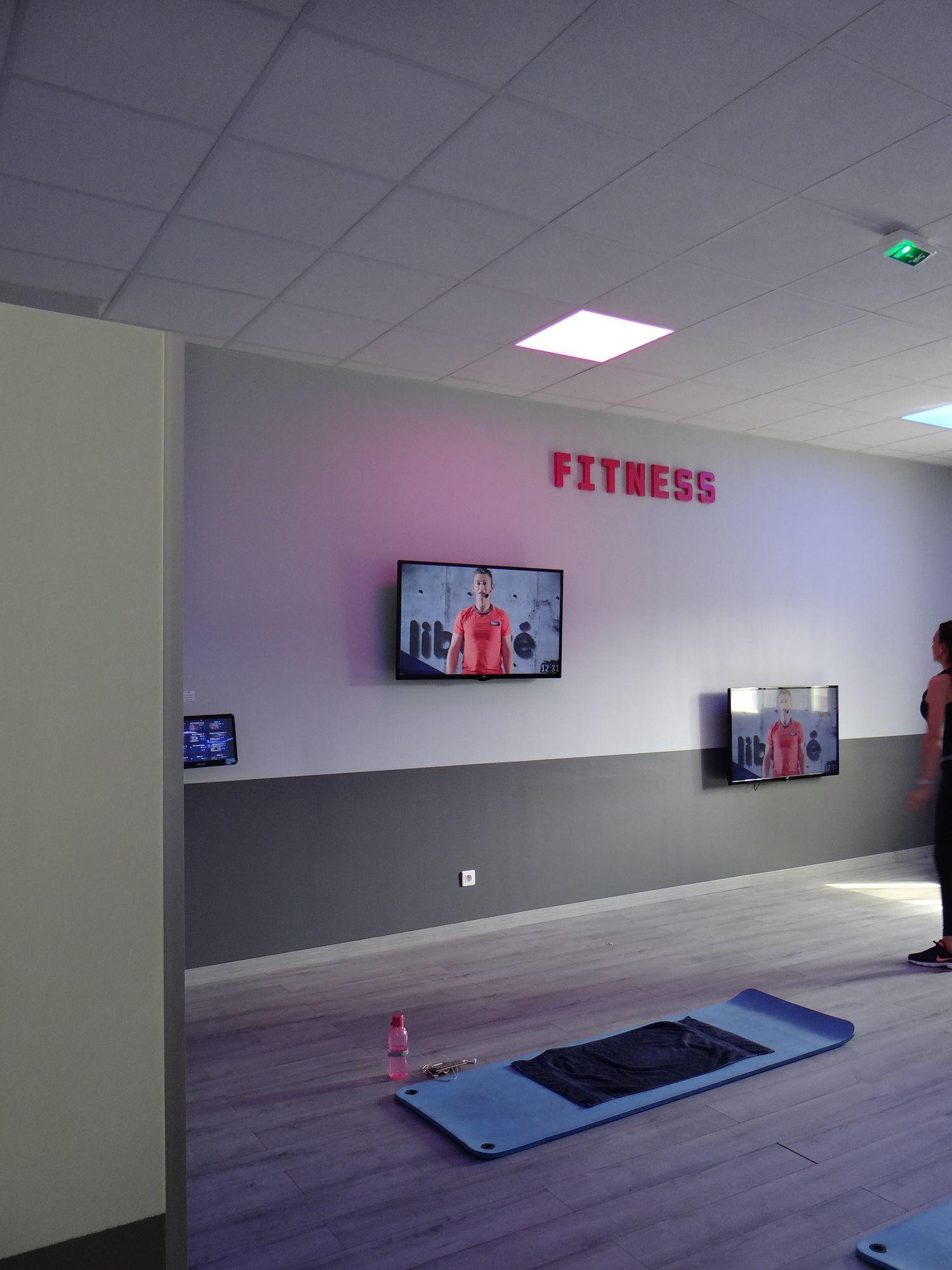 Salle de sport VIta liberté la Destrousse fitness