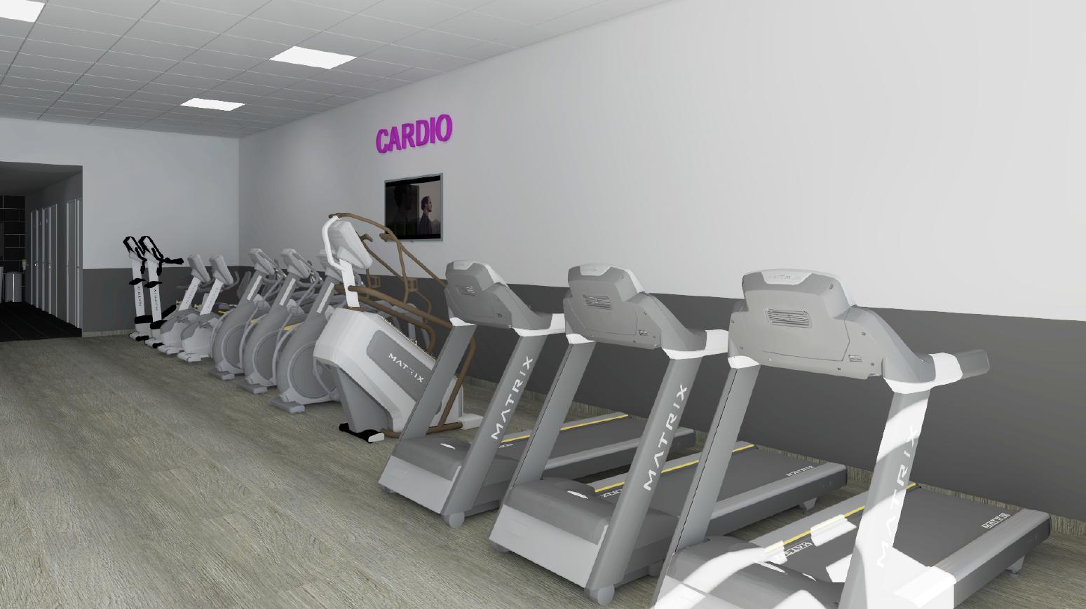 Salle de sport la penne-sur-Huveaune cardio
