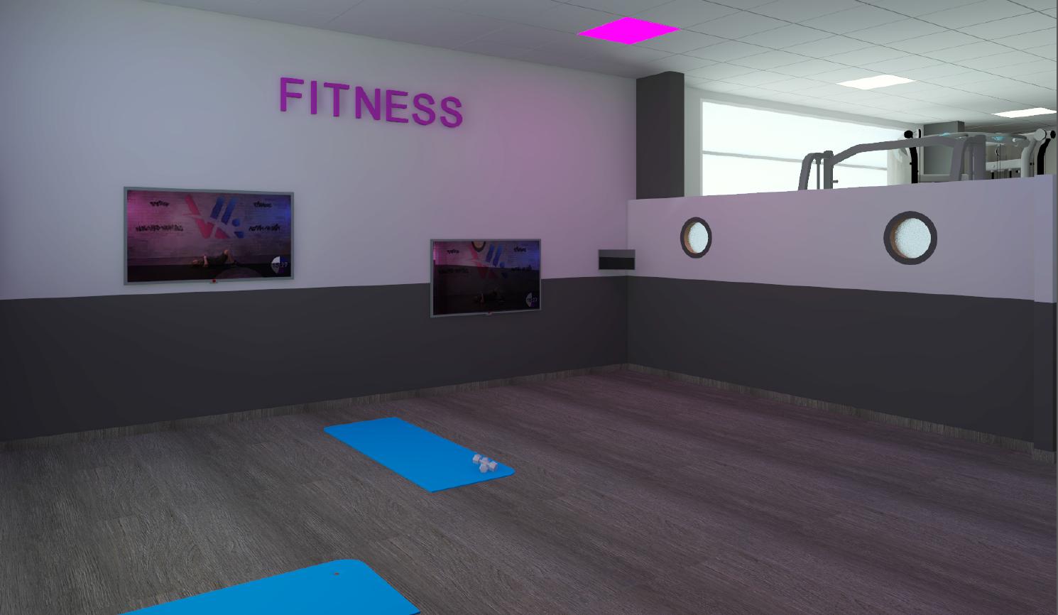 Salle de sport la penne-sur-Huveaune fitness