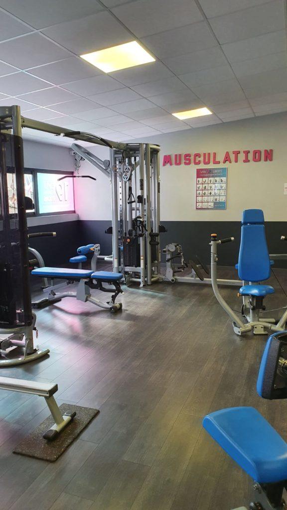 musculation Vita liberté Propriano