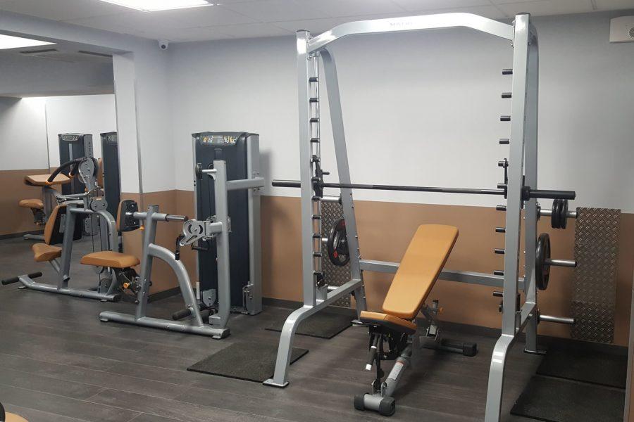Salle de sport, Vita liberté Prades, Musculation