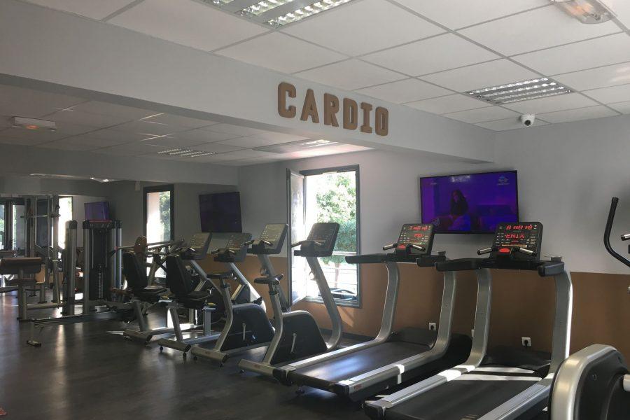 cardio salle de sport bandol